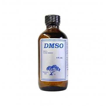 Natures Gift DMSO 4 fl oz Glass Bottle