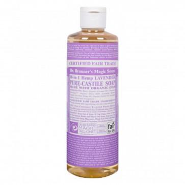 Dr. Bronner's Pure Castile Liquid Organic Soap Lavender 16 oz