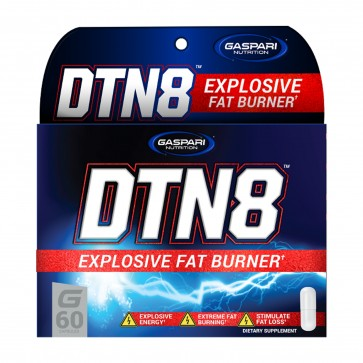 DTN8 Explosive Fat Burner