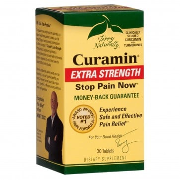 Terry Naturally Curamin Extra Strength | Curamin Extra Strength 30 Tablets