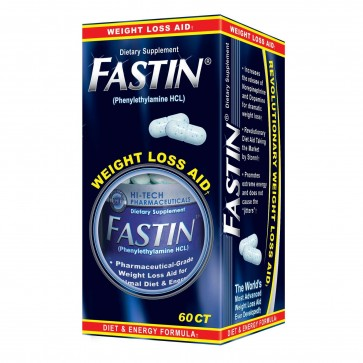 Hi Tech Pharmaceuticals Fastin 60 Tablets