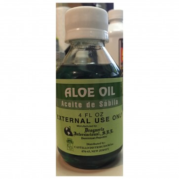 Aloe Oil 4 fl oz