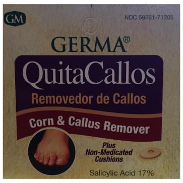 Germa QuitaCallos Removedor de Callos 0.5 fl oz (14.8 mL)