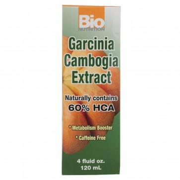 Bio Nutrition Garcinia Cambogia Extract 4 fl oz (120 ml)