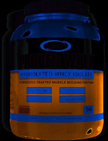 Gaspari Nutrition Proven Whey Hydrolyzed Whey Isolate Neapolitan 4 lbs