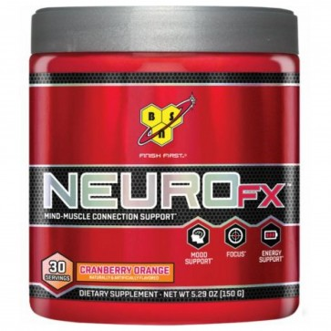 BSN Neuro FX Cranberry Orange 30 Servings | Neuro FX Cranberry Orange 30 Servings