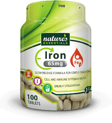 Natures Essentials Iron | Natures Essentials Iron Review