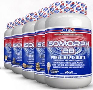 IsoMorph 28 Pure Whey Isolate