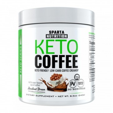 Keto Coffee Hazelnut Dream