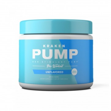 Kraken Pump Pre Workout Unflavored