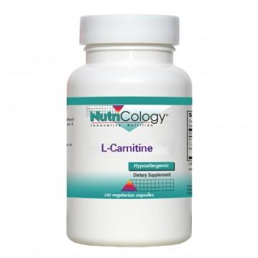NutriCology L-Carnitine 250 Tablets