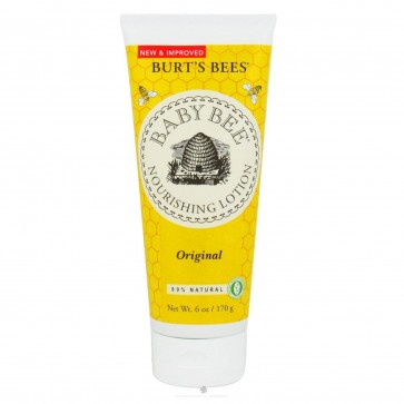 Burt's Bees Baby Bee Nourishing Lotion 6 oz