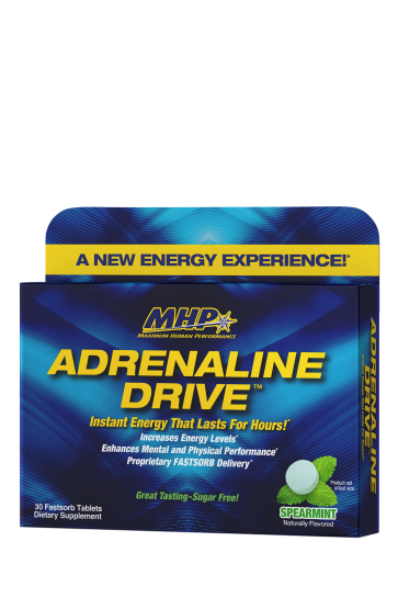 Adrenaline Drive Fast Energy Tablets