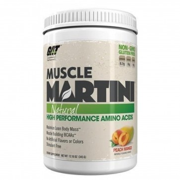 Muscle Martini Natural Peach Mango