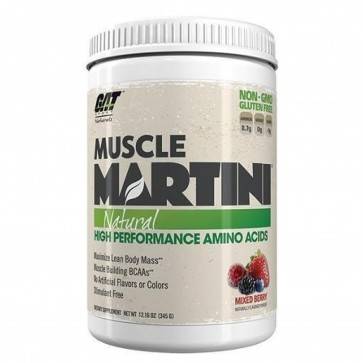Muscle Martini Natural Mixed Berry