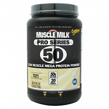 Cytosport Muscle Milk Pro Series 50 Intense Vanilla 2.54 lbs