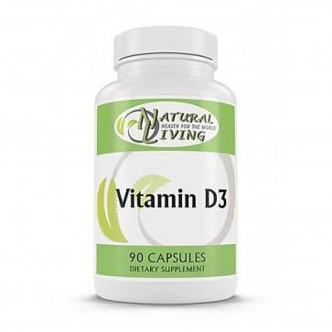 Natural Living Vitamin D3