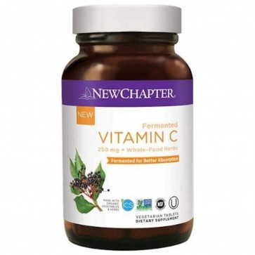 New Chapter Fermented Vitamin C