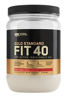 Gold Standard FIT 40 Fruit Punch