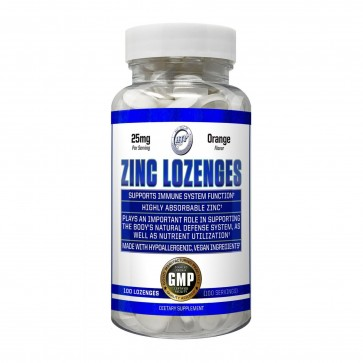 Hi Tech Zinc Lozenges