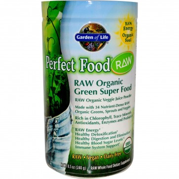 Garden of Life Perfect Food RAW 240g