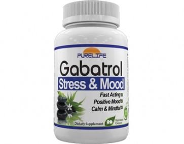 Gabatrol | Pure Life Gabatrol 20 Capsules