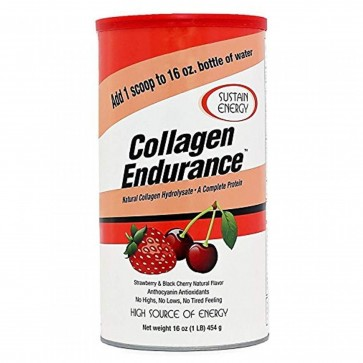 Great Lakes Gelatin Collagen Endurance Powder 16 oz