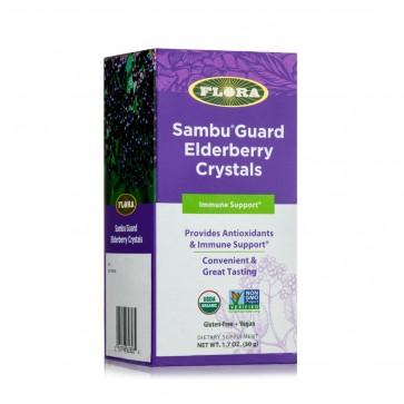 Flora Sambu Guard Elderberry Crystals 1.7 oz