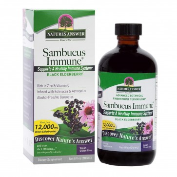 Sambucus Immune Support 8 oz