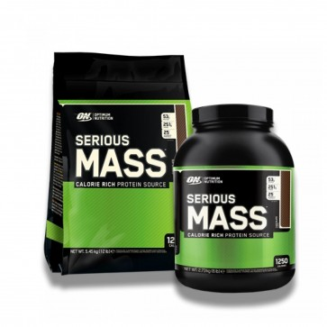 Serious Mass Weight Gainer Optimum Nutrition