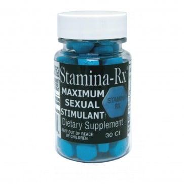 Stamina RX 30 Tablets by Hi-Tech | Stamina rx reviews