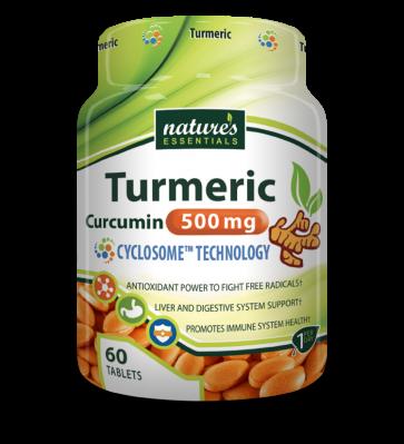 Natures Essentials Turmeric Curcumin | Natures Essentials Turmeric Curcumin Review