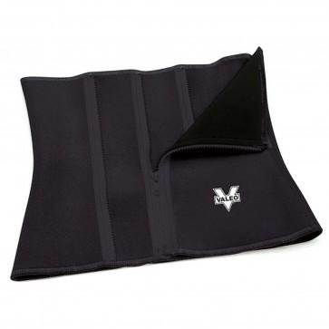 Women's Slimmer Belt with Zipper (VA2501BK)