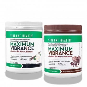 Maximum Vibrance   Vibrant Health Maximum Vibrance
