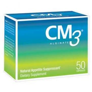 CM3 Alginate 50 Capsules