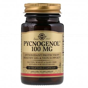 Solgar Pycnogenol 100 mg 30 Vegetable Capsules