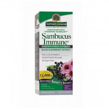 Sambucus Immune Support 4 oz