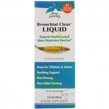 Terry Naturally Bronchial Clear Liquid 3.4 oz 100 ml