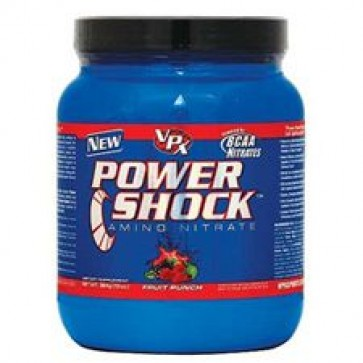 Power Shock Amino Nitrate Fruit Punch