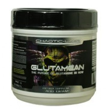 Chaotic Labz Glutamean Glutamine 400 grams