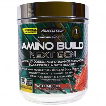 MuscleTech Performance Series Amino Build Next Gen Watermelon 30 Servings