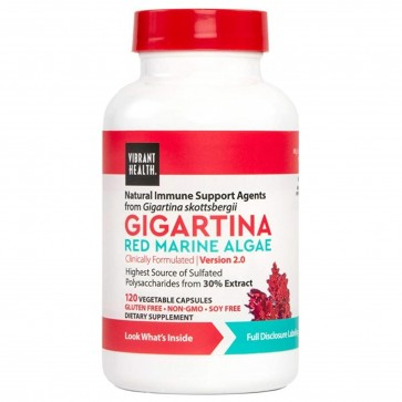 Vibrant Health Gigartina Red Marine Algae