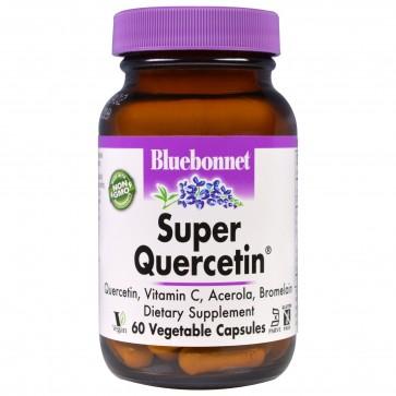 Bluebonnet Super Quercetin 60 Capsules