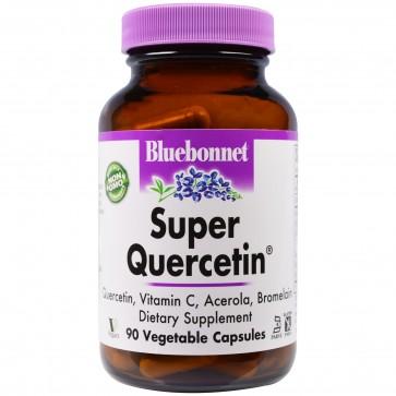 Bluebonnet Super Quercetin 90 Capsules