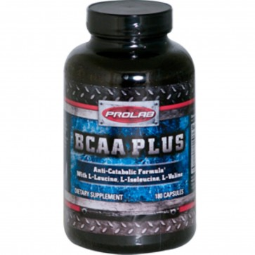 ProLab BCAA Plus 180 Capsules