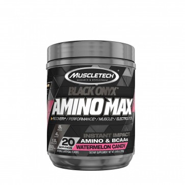 Black Onyx Amino Max Watermelon Candy