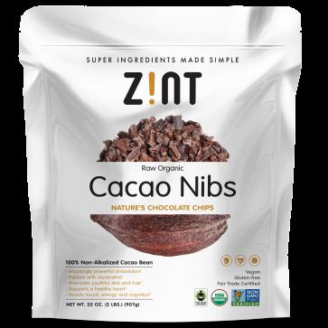ZINT Cacao Nibs 2 Lbs