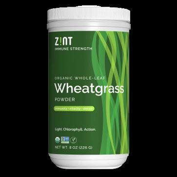 ZINT Wheat Grass Powder 8 Oz