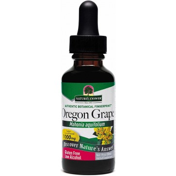 Nature's Answer Oregon Grape 1000 mg 1 fl oz