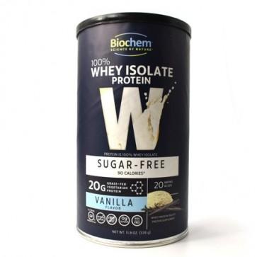 Biochem by Country Life-  100% Whey Protein Sugar Free,  Vanilla 13.7 oz
